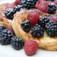 Sweet Slow Cooker French Toast