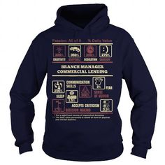BRANCH MANAGER COMMERCIAL LENDING HOODIE T-SHIRTS, HOODIES  ==►►Click To Order Shirt Now #Jobfashion #jobs #Jobtshirt #Jobshirt #careershirt #careertshirt #SunfrogTshirts #Sunfrogshirts #shirts #tshirt #hoodie #sweatshirt #fashion #style