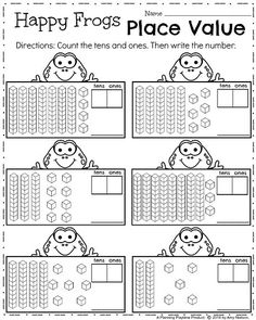 math worksheet : place value blocks to 1000  homeschool  mathusee  pinterest  : Place Value Worksheets First Grade