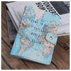 Premium Travel Passport Holder
