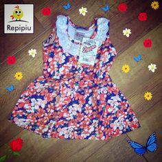 Look primavera para as bebês.! Confira no site www.repipiu.com.br