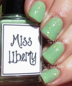 The PolishAholic: Whimsical Ideas by Pam Summer 2015 Collection Swatches & Review