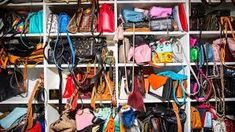 chiara ferragni closet - Google Search I Feel Overwhelmed, Beverly Hills Houses, Three Bedroom House, Moving To Los Angeles, Custom Closets, House On A Hill, Silver Lake, Room Organization, Palm Springs