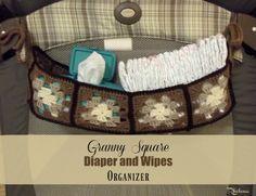 Granny Square Diaper