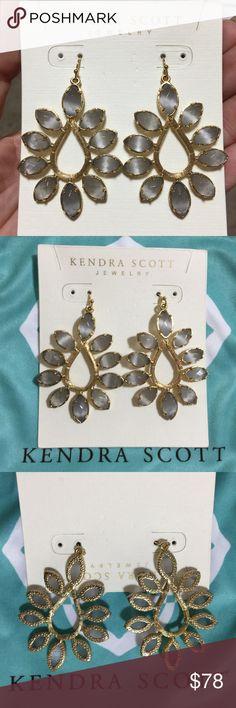 "Kendra Scott Nyla Drop Earrings In Slate Cats Eye Kendra Scott Nyla Drop Earrings In Slate Cats Eye  • Comes with KS Box and Dust bag • 14k Gold Plated • Size: approx 2""L x 1.5""W on earwire • Material: Slate Cats Eye  ❤️ LIKE ME ON FACEBOOK @MarianTNoonan Kendra Scott Jewelry Earrings"