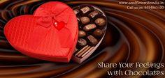 Send Chocolates online, Buy chocolates