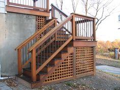 Fascia for Garapa Deck - Porches & Decks Forum - GardenWeb