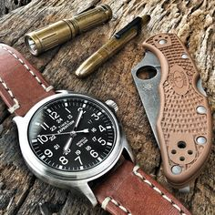 I love my Timex Expedition Scout!!👊🏼 I'm not sure you can beat it for under $40. In fact the strap cost more than the watch.😂 #timexcited… Men's Watches, Watches For Men, Timex Expedition, Knifes, Edc, Beats, My Love, Accessories, Instagram