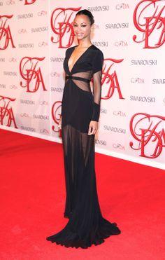 Zoe Saldana Red Carpet   Happy Birthday Zoe Saldana! Hottest red carpet looks. (Photo credit ...
