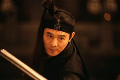 Jet Li as Nameless, my favourite of his characters!