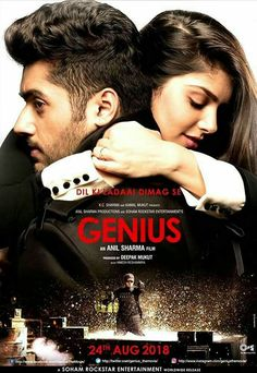 Genius 2018 Hindi Full Movie HD Print Free Downloadmovie Downloader New