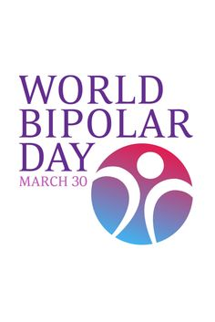 World Bipolar Day. likes · 49 talking about this. The vision of World Bipolar Day is to bring world awareness to bipolar disorders and to. Living With Bipolar Disorder, Panic Disorder, Anxiety Disorder, Bipolar Awareness, Mental Health Awareness, Social Stigma, Social Anxiety, Sou Bipolar, Mental Health Resources