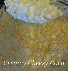 This is the dish that I'm always asked to bring on Holidays. It's super easy to make and it's soooo good! What you'll need: 64 oz or 4 lbs of frozen corn (I like to use petite white sweet corn and regular golden corn, half and half) 2 packages of cream cheese 1/2 milk 1 … … Continue reading →