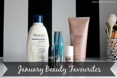 The Brunette Says...: January Beauty Favourites