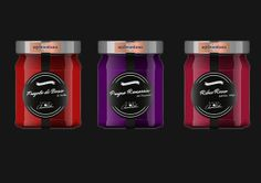 Marmalade labels & packaging on Behance