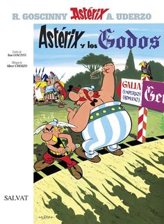 Astérix y los Godos: ejercicio de catalogación