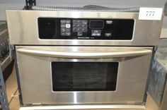 """KitchenAid Built in microwave oven - model#KBHC179JSS03 - 27"""" (68.8 cm) and 30"""" (76.2 cm)"""