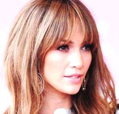 Jennifer-Lopez-bangs-hair-style1.jpg 348×336 pixels  thinking about trying this style