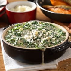Creamed+Spinach