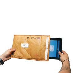 Undercover Tablet Sleeve, 18, now featured on Fab.