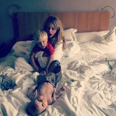 On Second-Time Motherhood and Still Being A Mess.