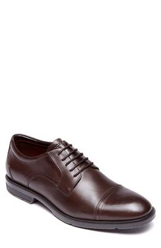 f463322e7363fc Men s Rockport  City Smart  Cap Toe Derby Rockport Shoes