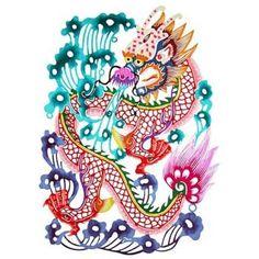 chinese art zodiac - Google Search