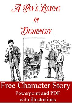 A Boy's Lessons in Dishonesty (Free Character Training Lesson) - Imperfect Homemaker
