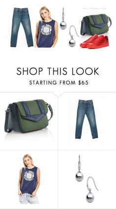 """Too Cool for School 3"" by couturecandy ❤ liked on Polyvore featuring adidas"