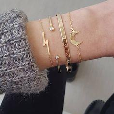 Clay~Théo~Will~Celian Retrouvez ces bracelets en Plaqué Or sur www.asoabijoux.com