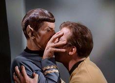 Vulcan Mind-Meld Gone Wrong??