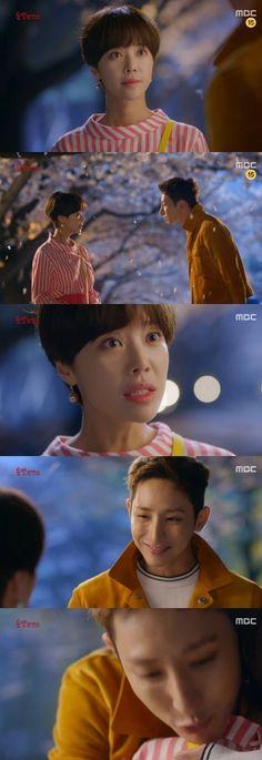 Hwang Jeong-eum found out who Lee Soo-hyeok is. On the third episode of the MBC drama 'Lucky Romance', Choi Gun-wook (Lee Soo-hyeok) told Bonnie Sim (Hwang Jeong-eum) who he really was.
