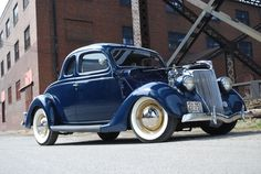 Ford coupe <3