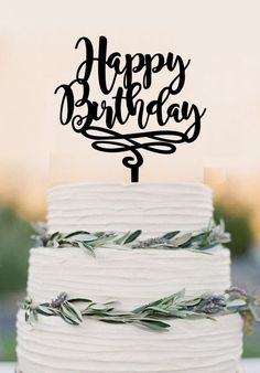 20 Stück Glitter Happy Birthday Letters Cupcake Topper Lebensmittel Sticks