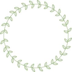 free frames, free borders, vine border, circle frame