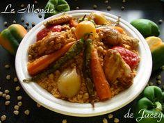 Couscous mit Huhn. Und hier folgt das passende Hühnergericht zum Couscous, ebenfalls so gekocht…
