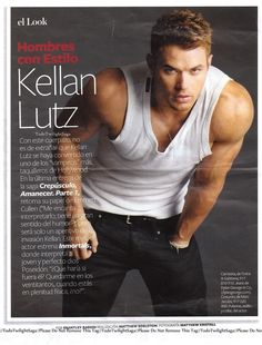 Kellan Lutz, Duncan James, Hot Vampires, Look Man, Ginger Men, Cinema, Attractive People, Actor Model, Male Body