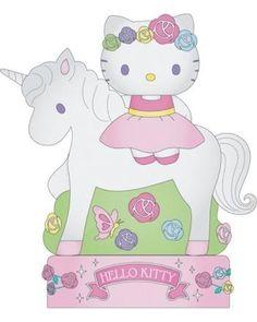 Hello Kitty Garden Coin Bank