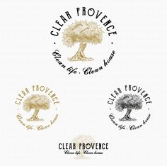 Logo for Clear Provence | 99designs