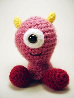 amigurumi (crochet)