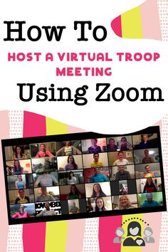 10 Great Ideas to Make Virtual Meetings Successful and Keep Your Troop Active and Engaged. Junior Girl Scout Badges, Girl Scout Juniors, Girl Scout Leader, Girl Scout Troop, Scout Mom, Boy Scouts, Girl Scout Activities, Senior Activities, Funny Patches