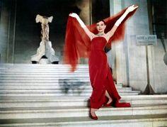 Cinderela em Paris (Audrey Hepburn)