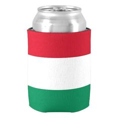 Flag of North-Rhine Westphalia Can Cooler - decor gifts diy home & living cyo giftidea Cool Diy, Hungary Flag, Netherlands Flag, North Rhine Westphalia, Polyurethane Foam, Home Living, Cool Gifts, Customized Gifts, Special Gifts