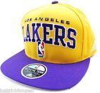 For Sale - ADIDAS NBA DRAFT TEAM LOGO SNAP BACK BASKETBALL HAT/CAP - LOS ANGELES LAKERS - See More At http://sprtz.us/LakersEBay