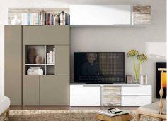 Un mueble de comedor con mucho que decir  Dentro de la colección de muebles Mataró de Mobiprix está la composición para comedor modelo Premiá.  Se trata de un conjunto armónico, de líneas muy sencillas y modernas con un toque clásico en sus colores y texturas.