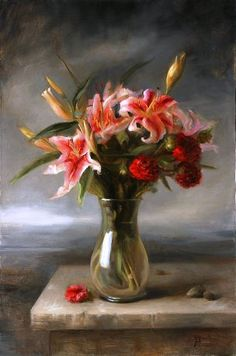 Gage Academy of Art – Seattle, WA – Classical Still-Life Painting – Aristides