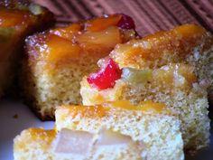 Bizcocho tuttifrutti - Cocina familiar