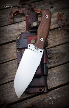 VCA Knives - K-100 bushcraft knife