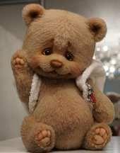 Bunny By Victoria Makarova - Bear Pile Teddy Toys, Tatty Teddy, Cute Teddy Bears, Crochet Bear, Panda Bear, Guinea Pigs, Bunny, Plush, Bear Gallery