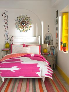 Beautiful Bedroom Ideas: 16 Design for Teenage Girls | Freshnist